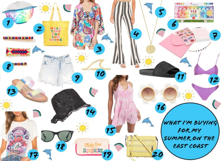 Everything I'm Eyeing For My Summer at The Shore