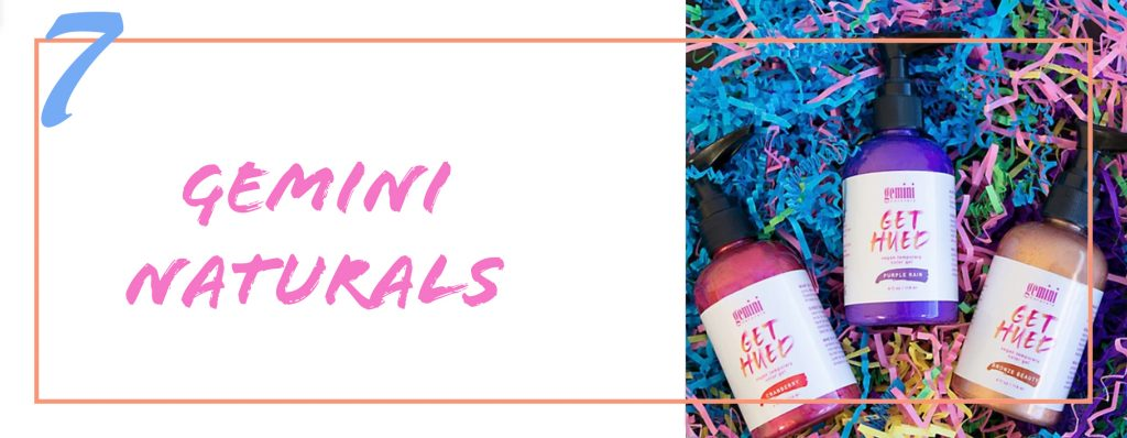 15 Black-Owned Brands You Need To Know About: Gemini Naturals