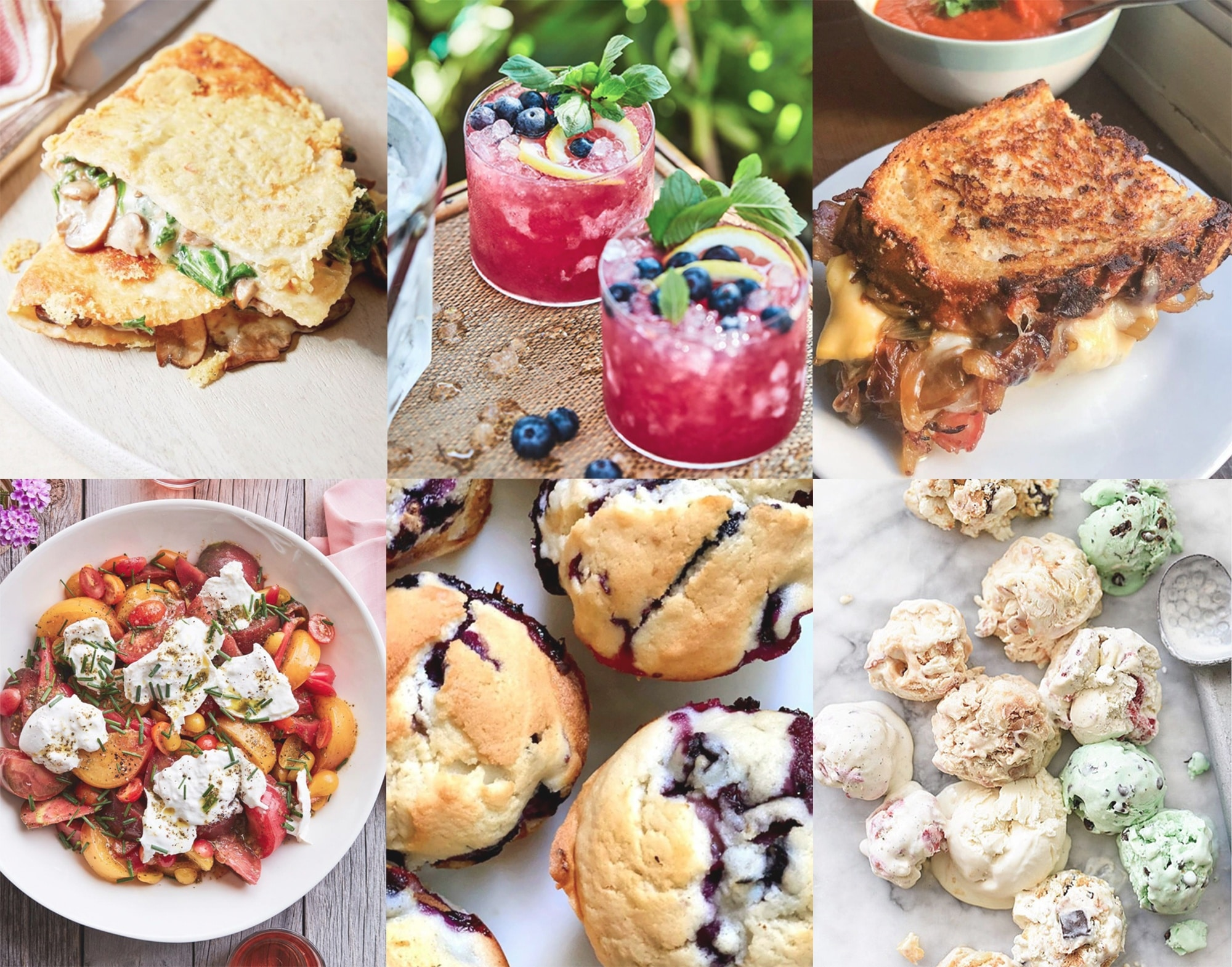 The Summery Recipes I Recently Saved to My Instagram Folder
