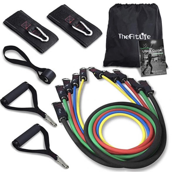 What I Loved in July 2020: Resistance Bands