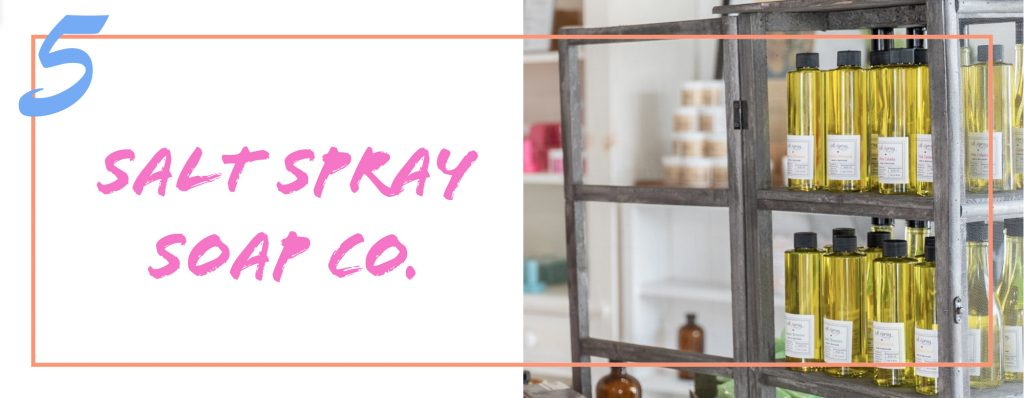 15 Black-Owned Brands You Need To Know About: Salt Spray Soap Co.