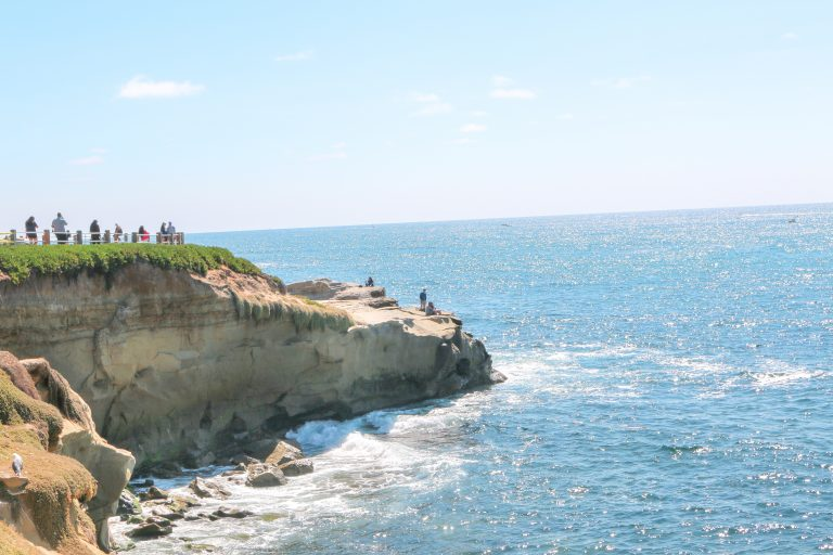 The Best of San Diego in Three Days or Less: La Jolla Beach