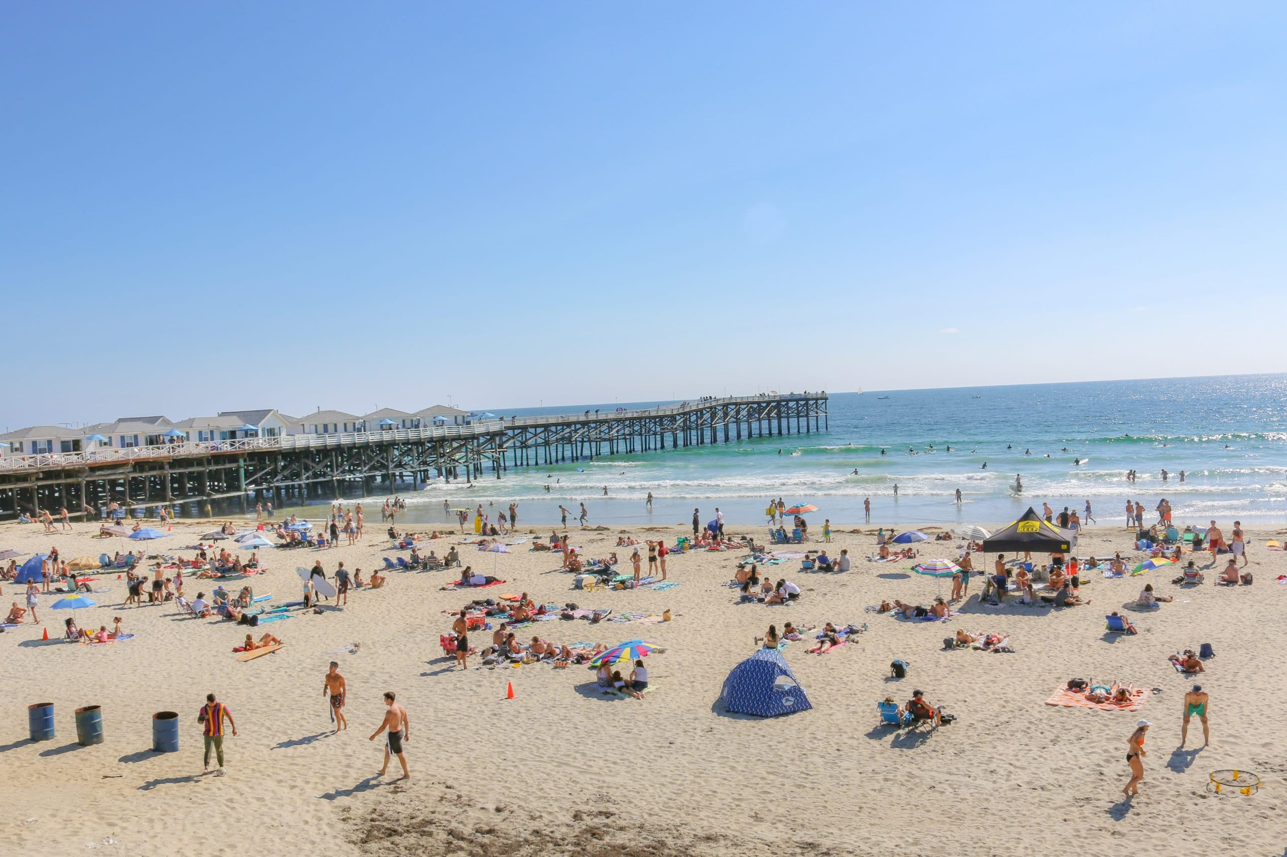 The Best of San Diego in Three Days or Less: Pacific Beach Pier