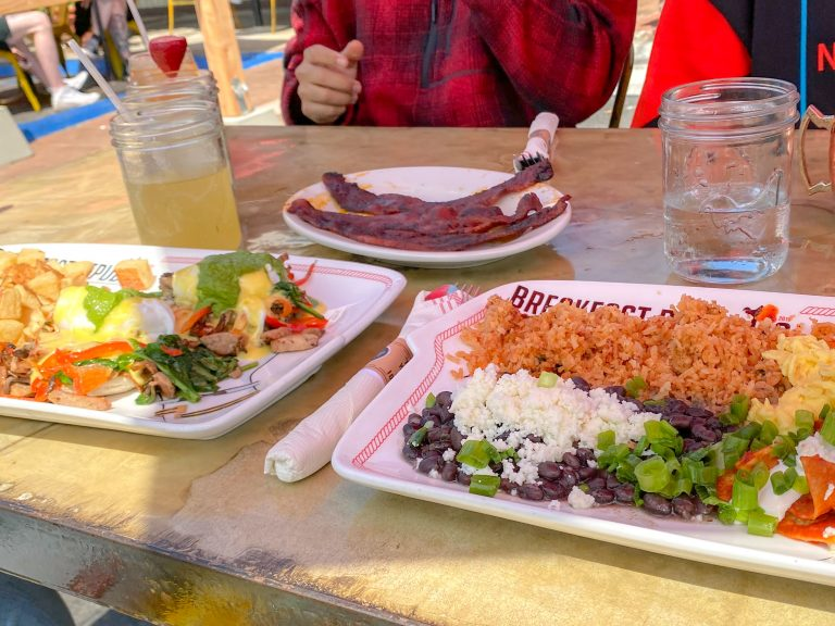 The Best of San Diego in Three Days or Less: Breakfast Republic