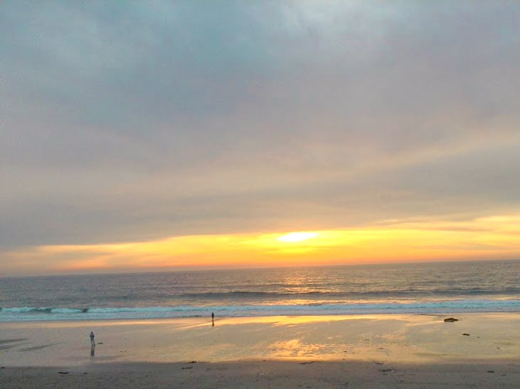 The Best of San Diego in Three Days or Less: Swami's beach