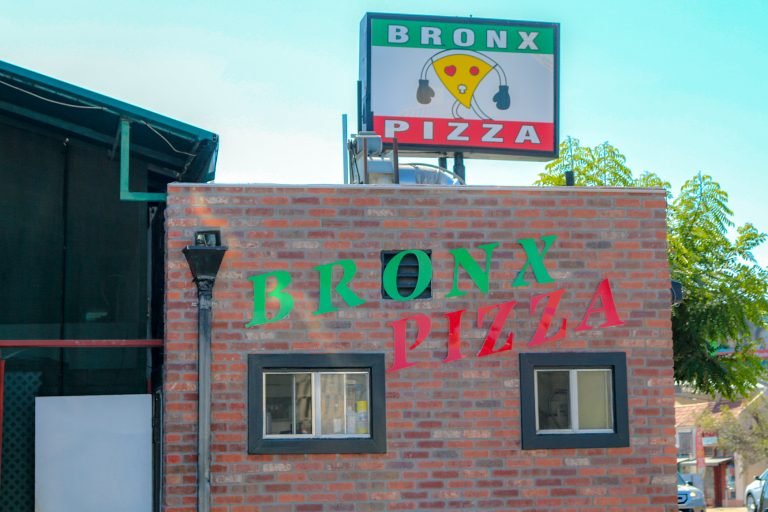 The Best of San Diego in Three Days or Less: Bronx Pizza