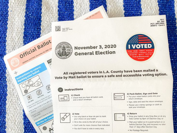 Election Day 2020 - Separating Voting Myths From Facts