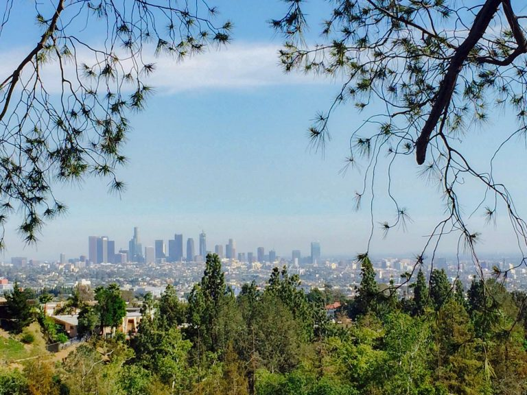 What I'll Miss Most About Living in Los Angeles: The view of DTLA