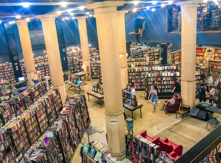 What I'll Miss Most About Living in Los Angeles: The Last Bookstore