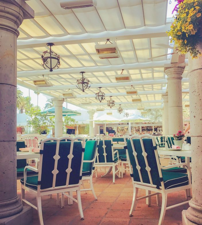 What I'll Miss Most About Living in Los Angeles: Brunch at The Beverly Hills Hotel