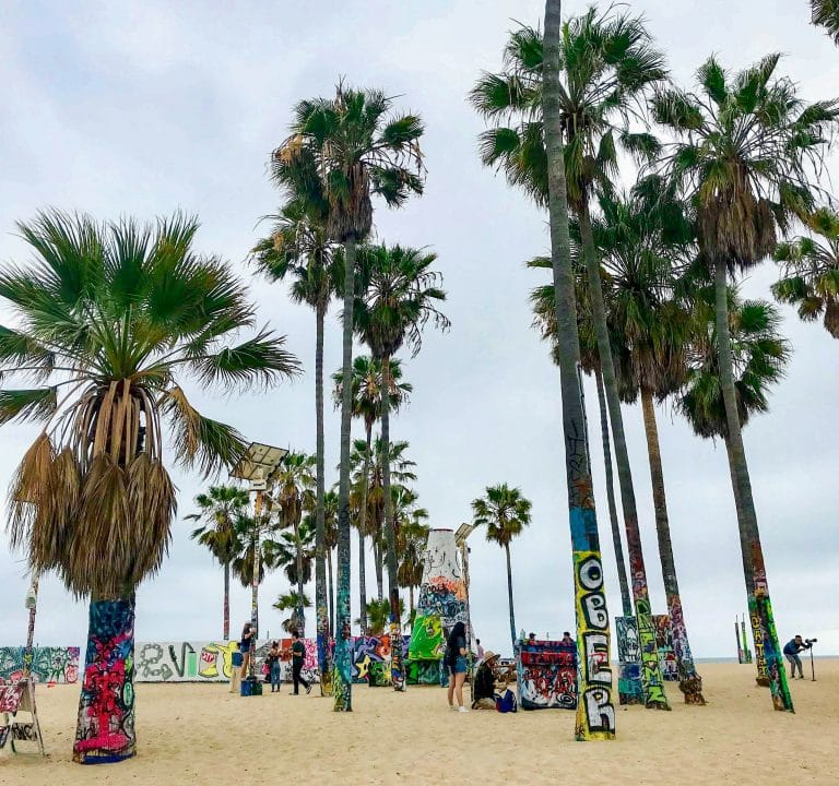 What I'll Miss Most About Living in Los Angeles: The Venice Boardwalk