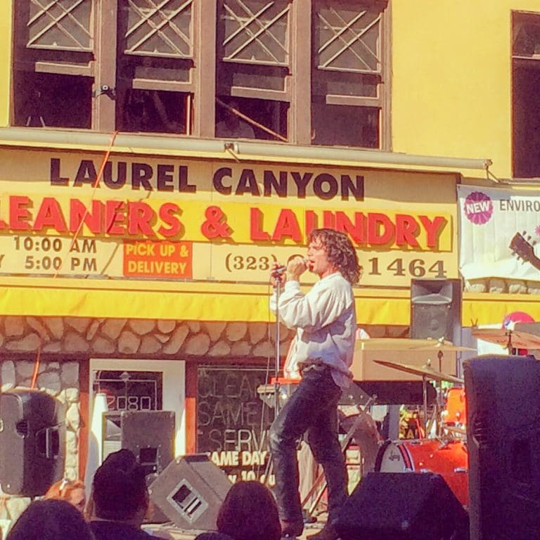 What I'll Miss Most About Living in Los Angeles: Love Fest in Laurel Canyon