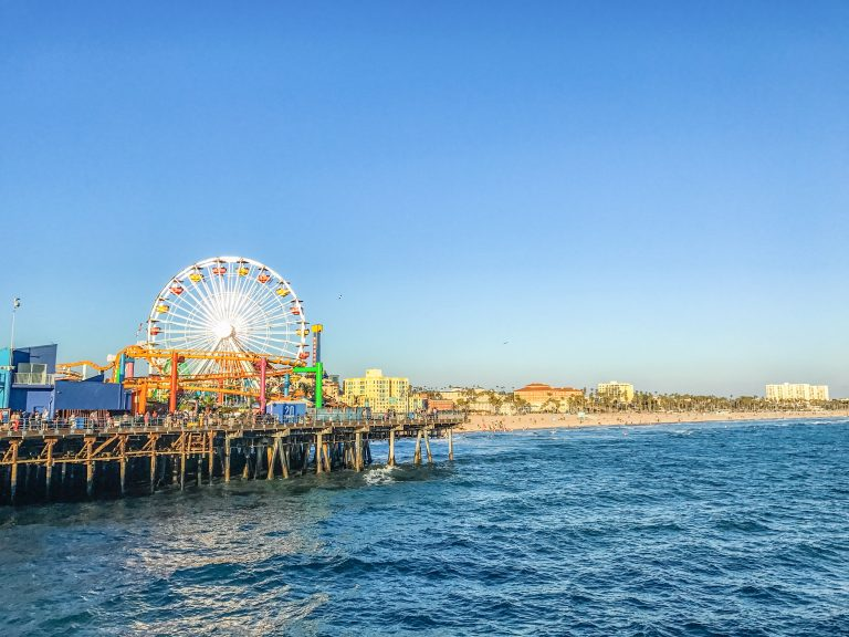 What I'll Miss Most About Living in Los Angeles: The Santa Monica Pier