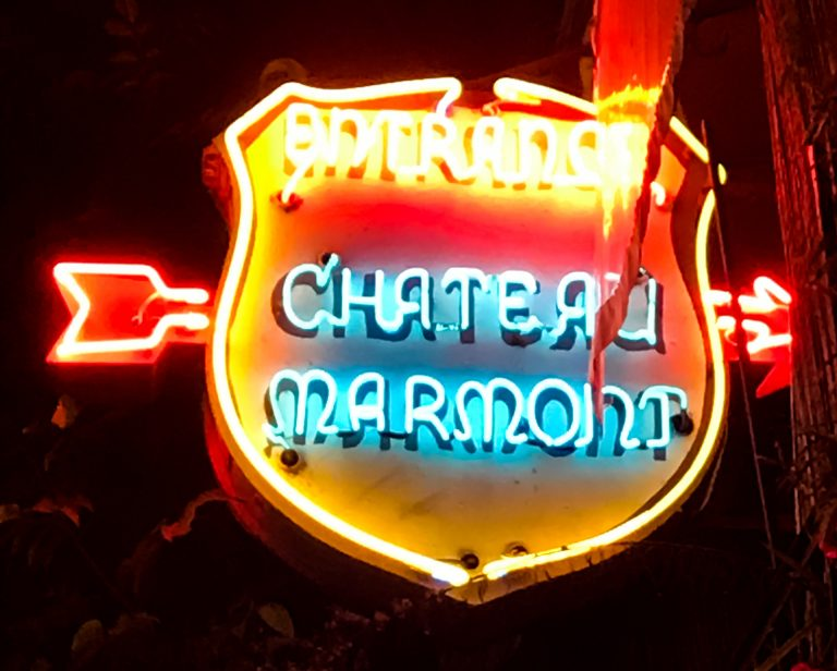 What I'll Miss Most About Living in Los Angeles: The Chateau Marmont