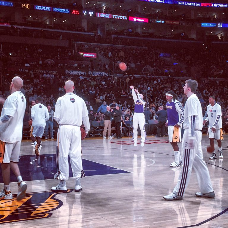 What I'll Miss Most About Living in Los Angeles: Lakers games