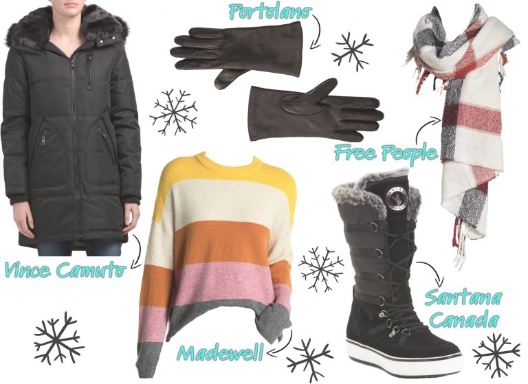 What I Loved in October, 2020: Shopping for Winter Clothing and Accessories