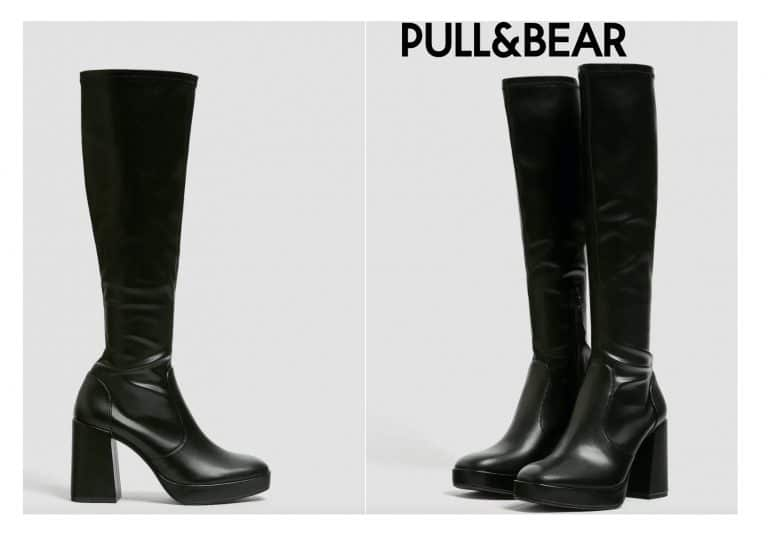 What I Loved in November, 2020: Pull & Bear Boots