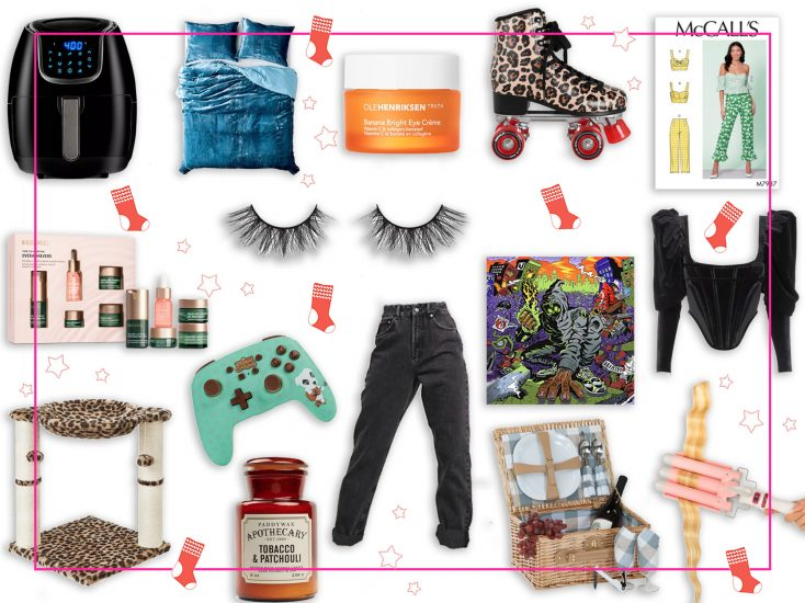 The Must-Have Items at The Top of Gina's Wish List!