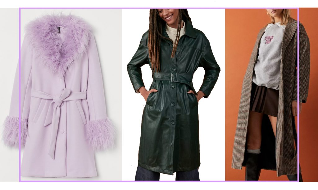 Winter Coat Guide: Belted