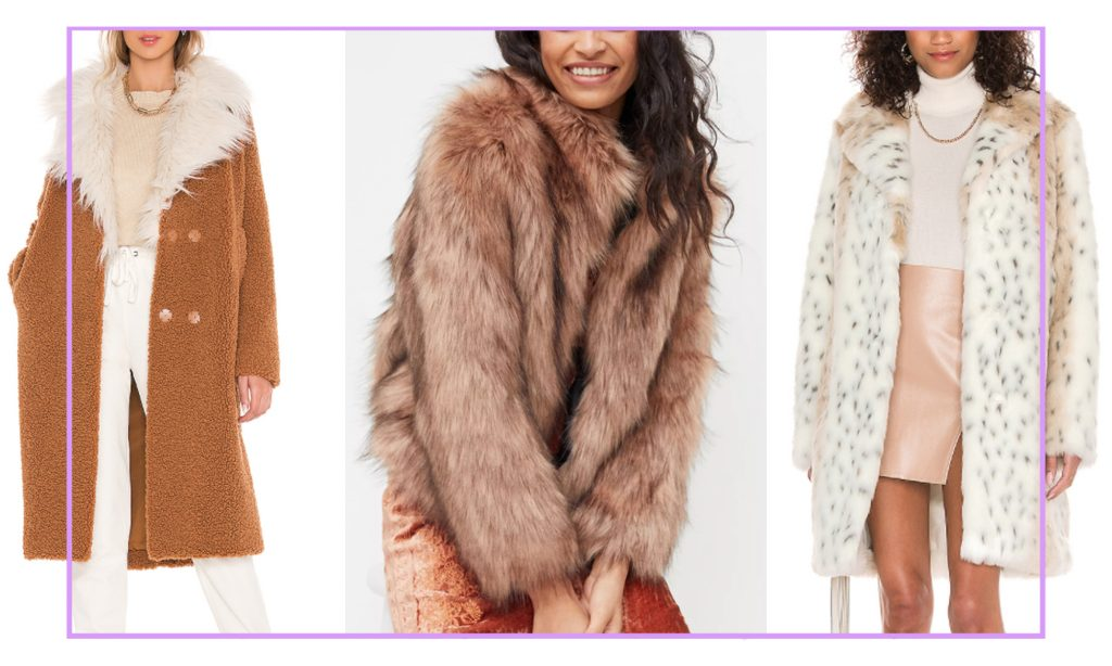 Winter Coat Guide: Faux Fur