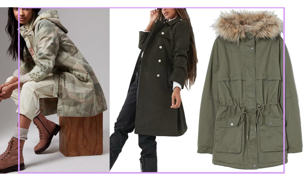 Winter Coat Guide: Military-Inspired