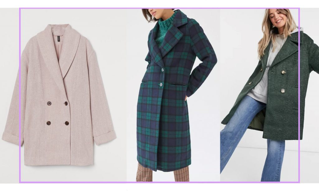 Winter Coat Guide: Peacoat