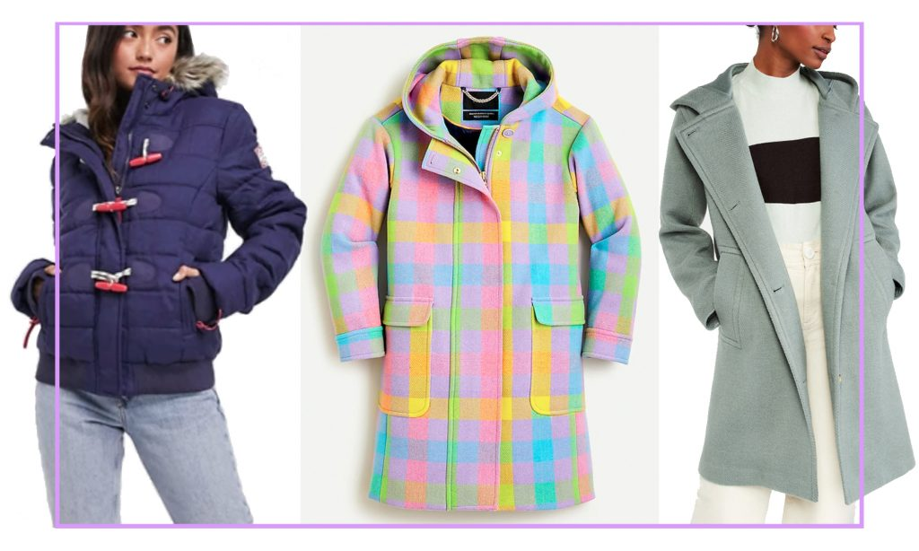 Winter Coat Guide: Toggle & Duffle Coats