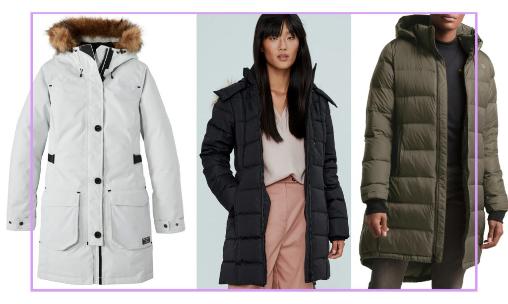 Winter Coat Guide: Water-Resistant