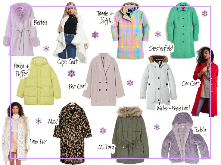 Winter Coat Guide: 36 Styles I'm Loving This Season
