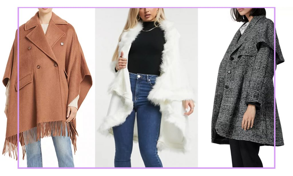 Winter Coat Guide: Cape Coat