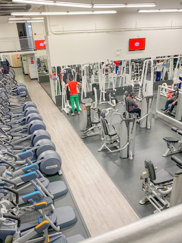 Healthy Lifestyle Choices: Returning to The Gym a Year Later