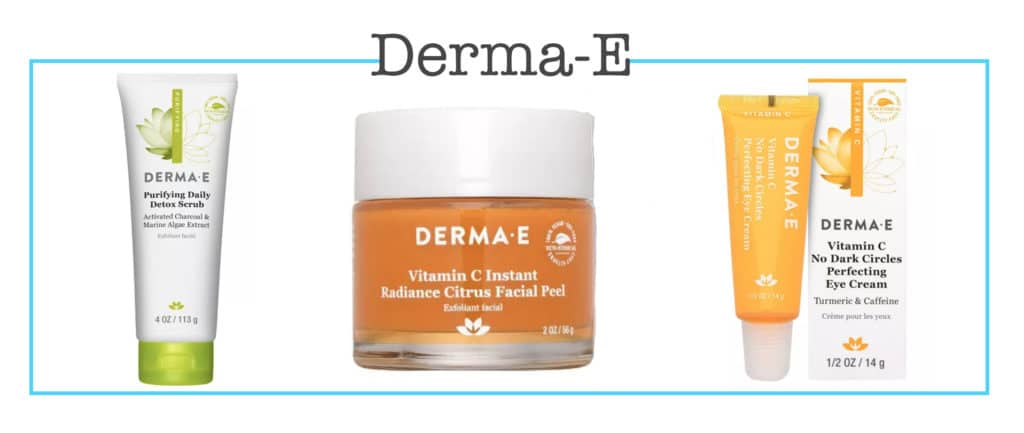 Derma-E in the Target beauty aisle
