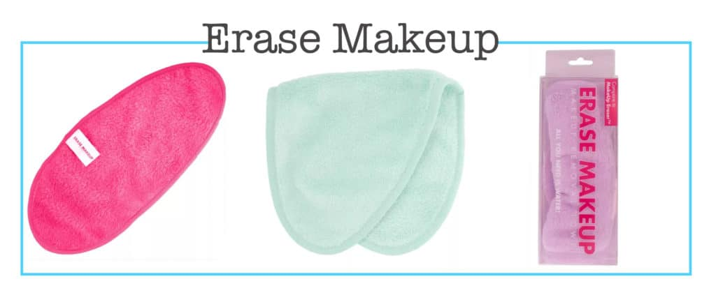 Erase Makeup in the Target beauty aisle
