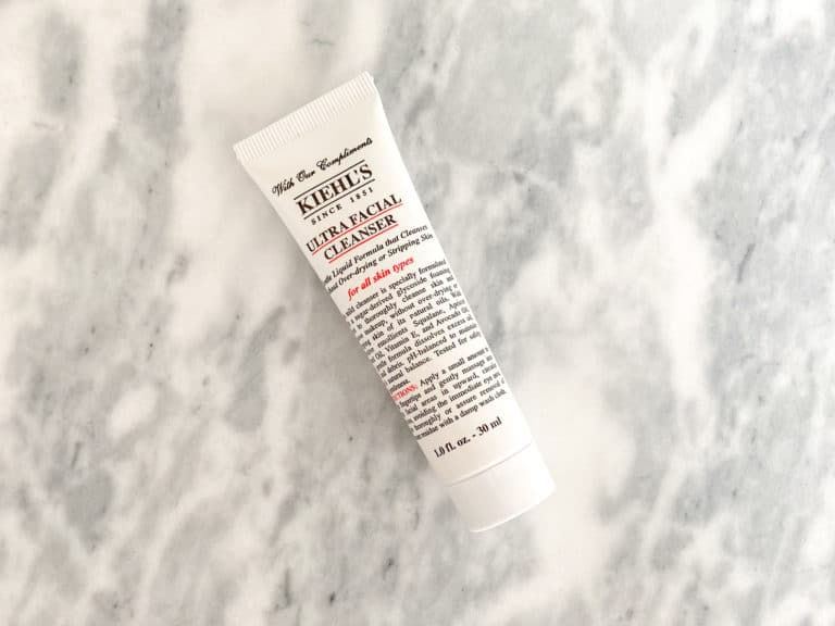 The Beauty Products I Buy On Repeat: Kiehl's Face Cleanser