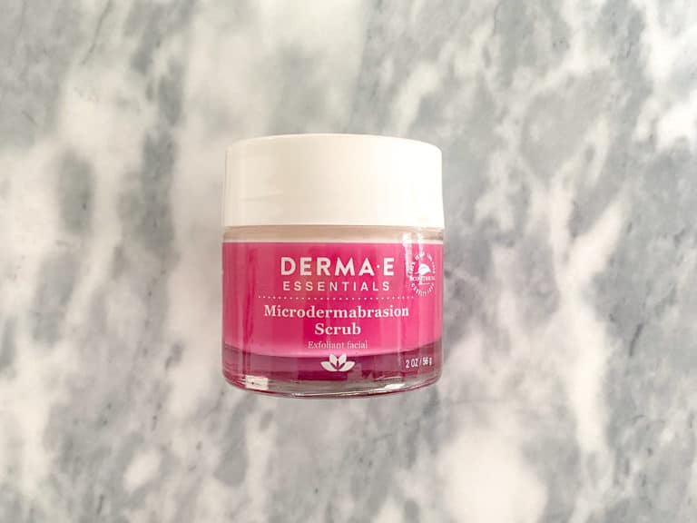 The Beauty Products I Buy On Repeat: Derma-E Microdermabrasion Scrub