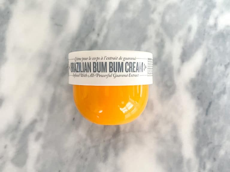 The Beauty Products I Buy On Repeat: Brazilian Bum Bum Cream