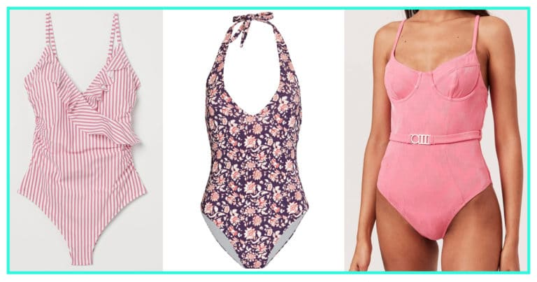 Swimsuit Guide: H&M, Veronica Beard, & Solid & Striped