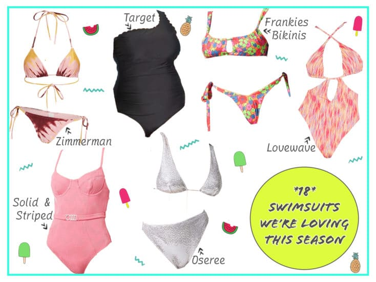 Our Swimsuit Guide is Finally Here! See Our Favorites for 2021 + What We Love About Them