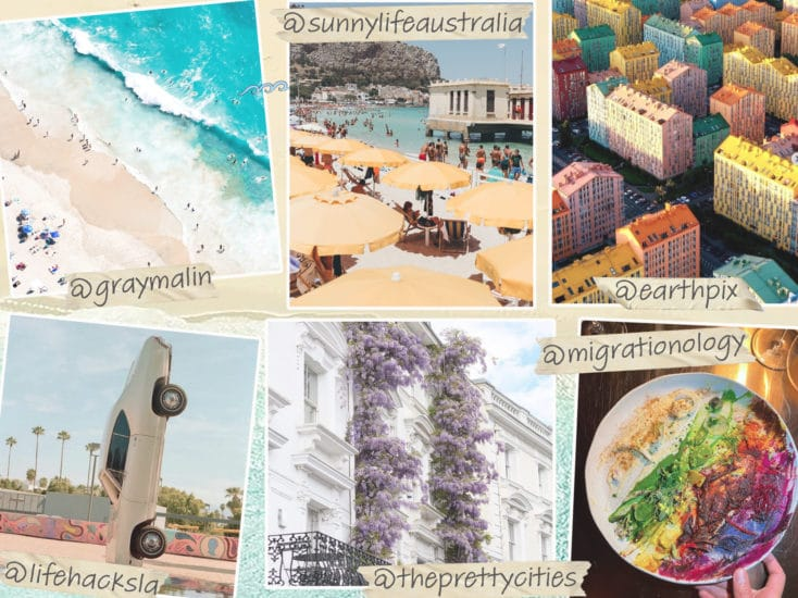 My Go-To Instagram Travel Accounts For Planning A Trip + Stunning Photography