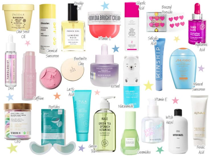 22 Skincare Ingredients To Consider Adding To Your Regimen