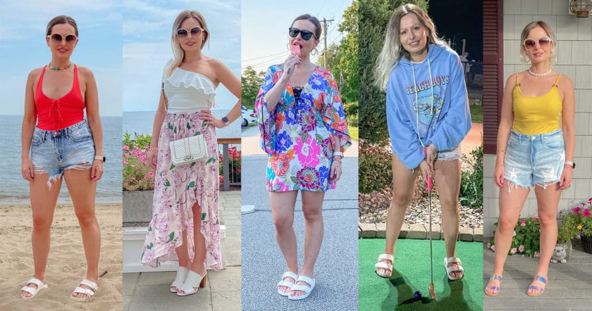 The Outfits I Loved Wearing The Most This Summer