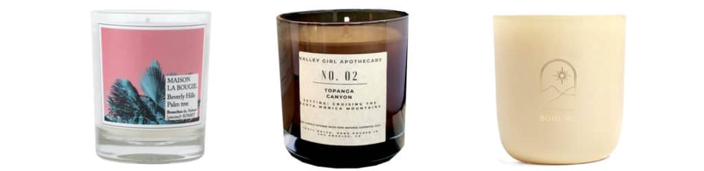 My Go-To Candles For Every Occasion: missing California