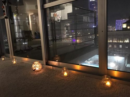 apartments for Halloween