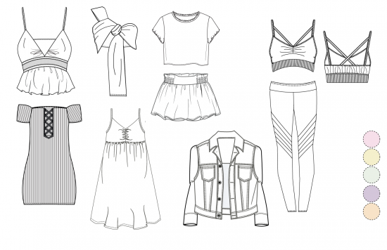 My Career As A Fashion Designer And The Way Into The Industry A Girl In La